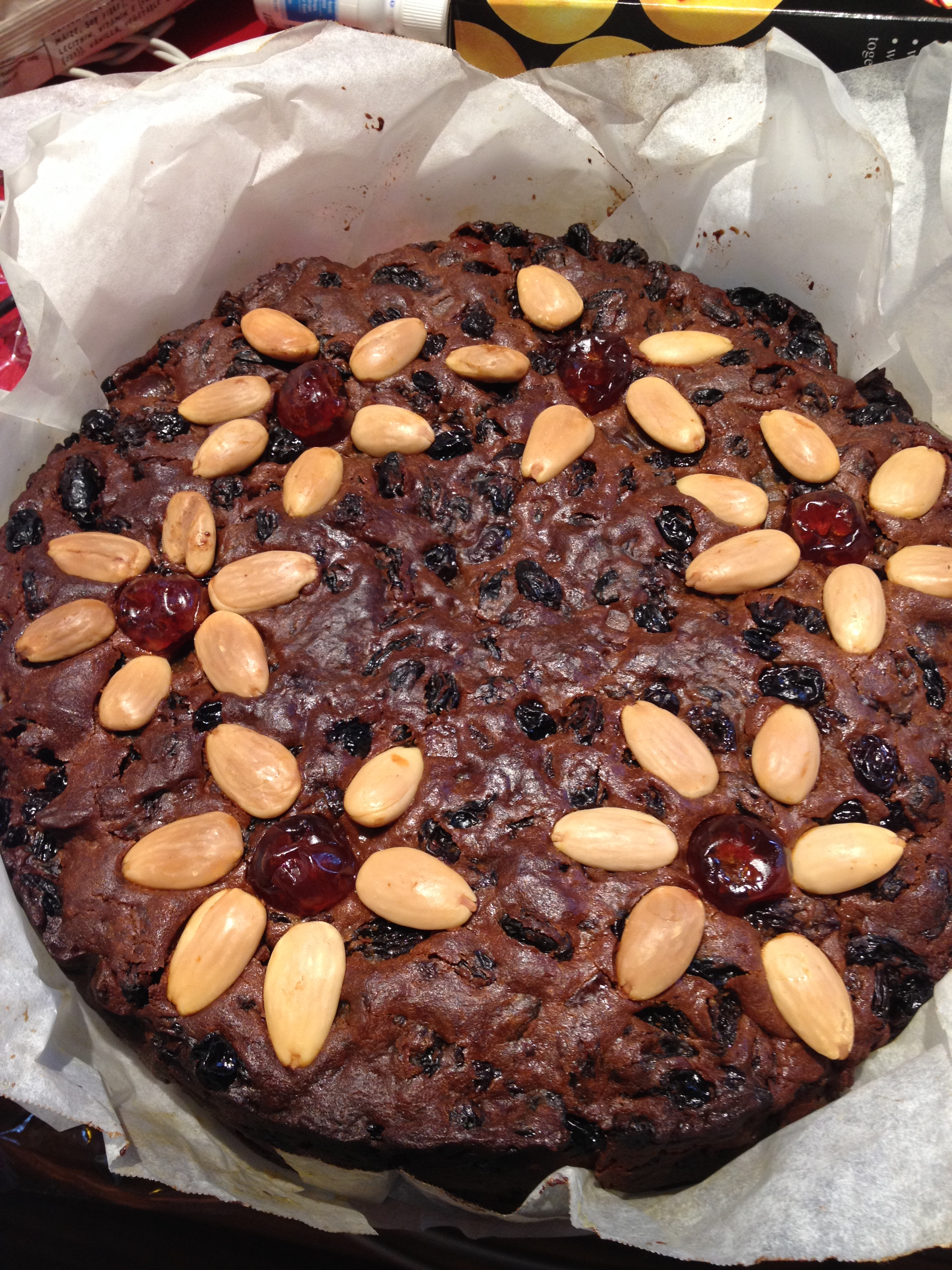 Have you soaked the fruit for your Christmas Cake yet?