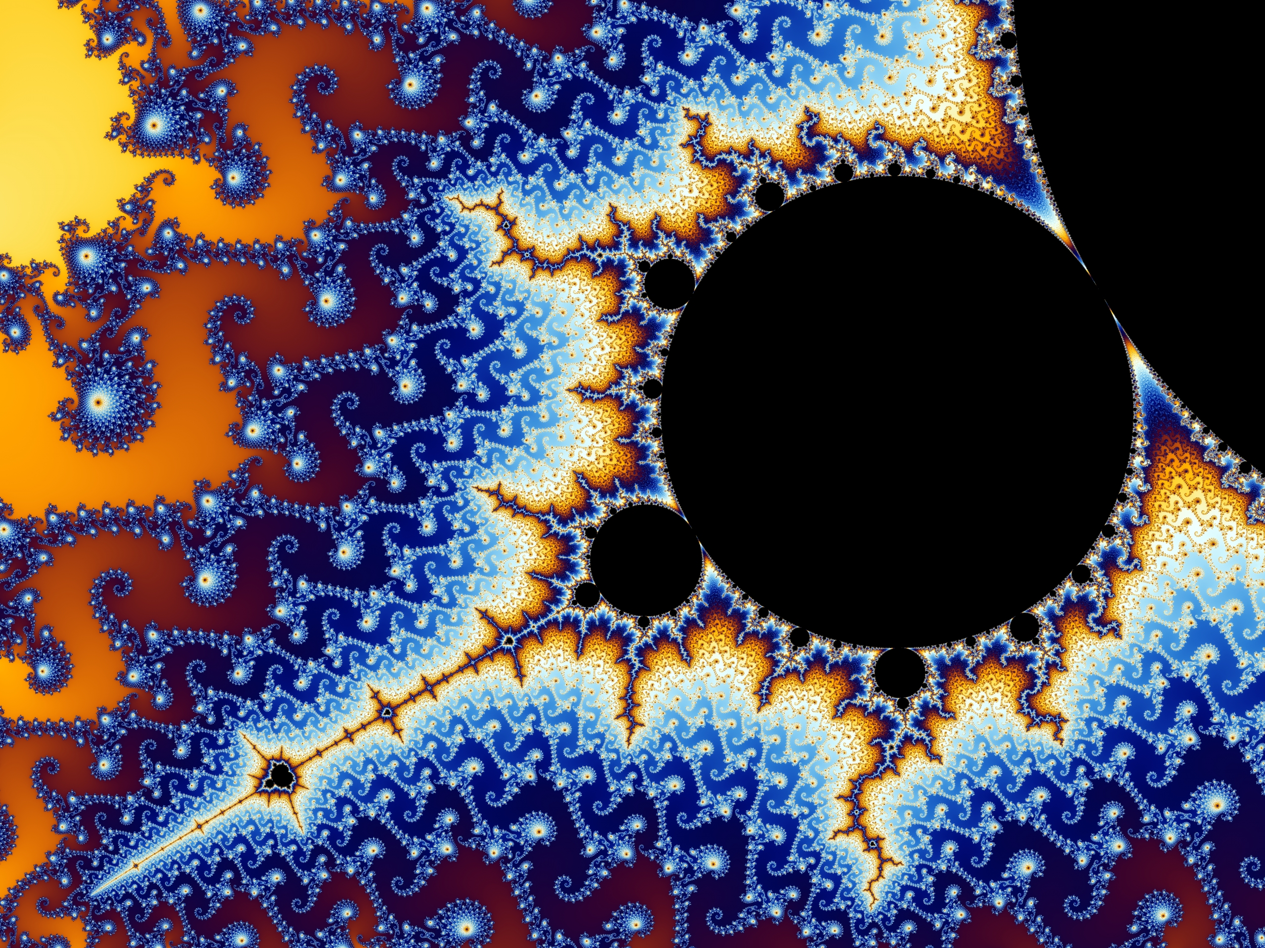 Mandelbrot Set Antenna Image from Wikipedia