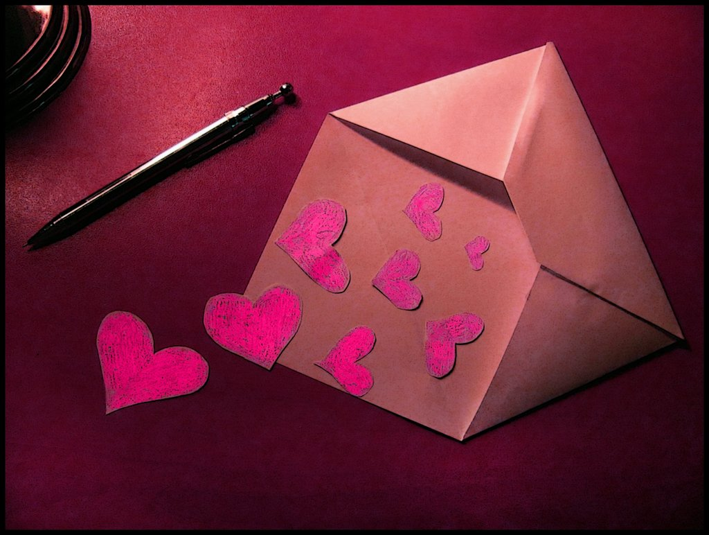 Love Letter By Cilgin Pastaci Deviantart