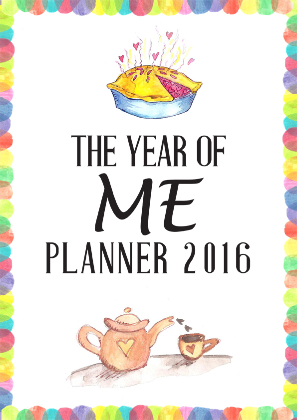 Front page ME Planner