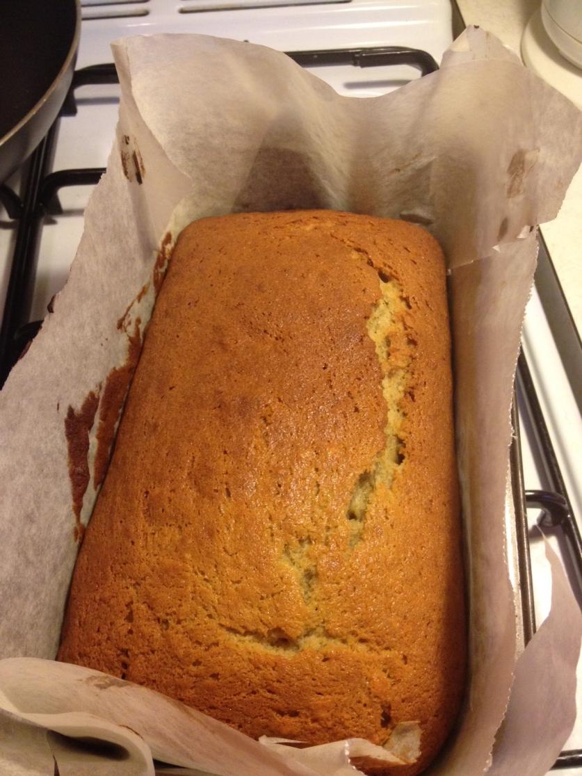Mrs Mac's delicious banana cake - recipe here