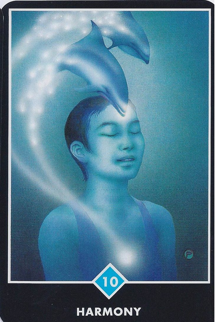 harmony osho zen tarot