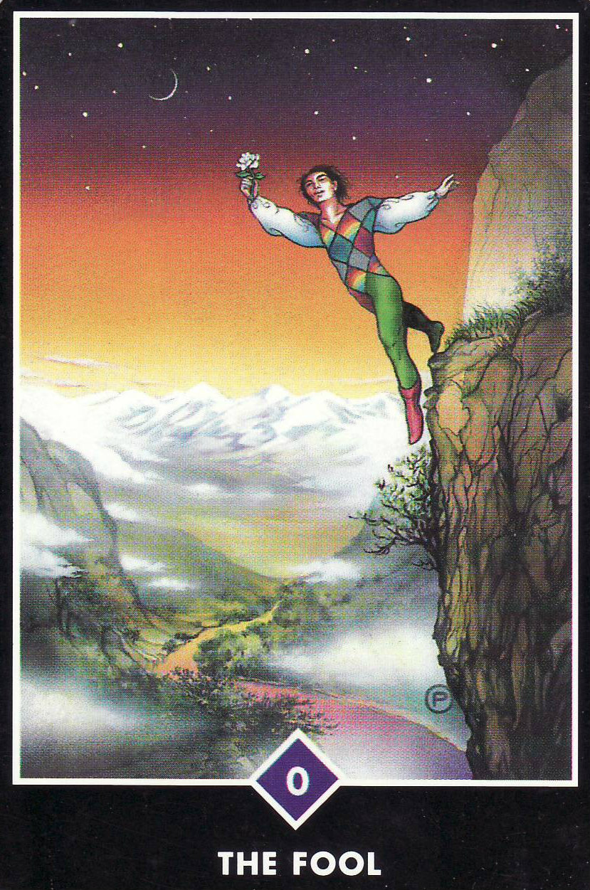 The Fool Osho Zen Tarot