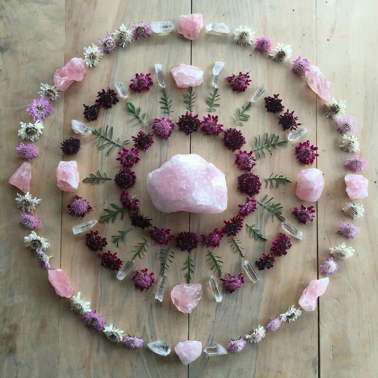 How To Set Up A Crystal Grid for the January 20/21 Supermoon Full Moon Lunar Eclipse