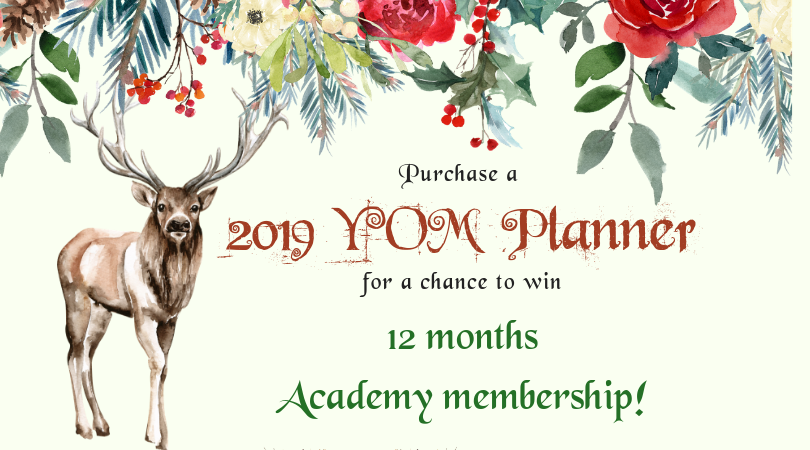 Win A Year's Membership to our YOM Program