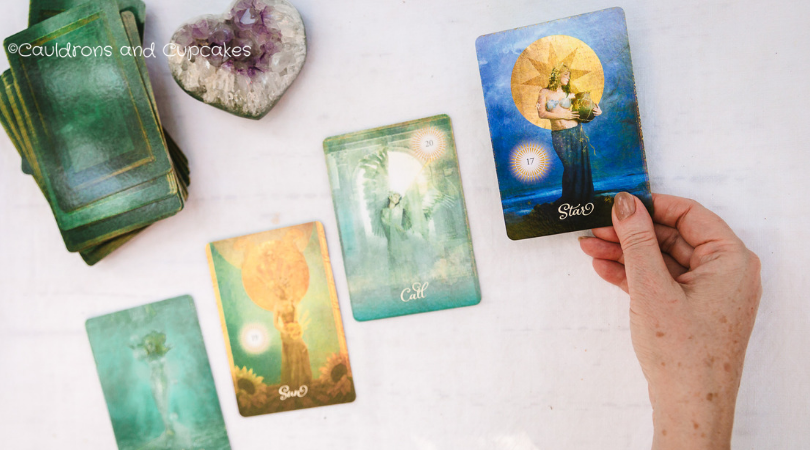 Do you prefer Tarot or Oracle Cards?