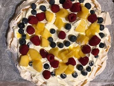 Nana's Easy Pavlova Recipe