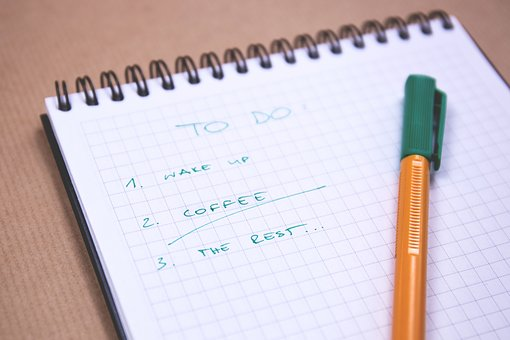 Strategy To Manage Overwhelm in 2019