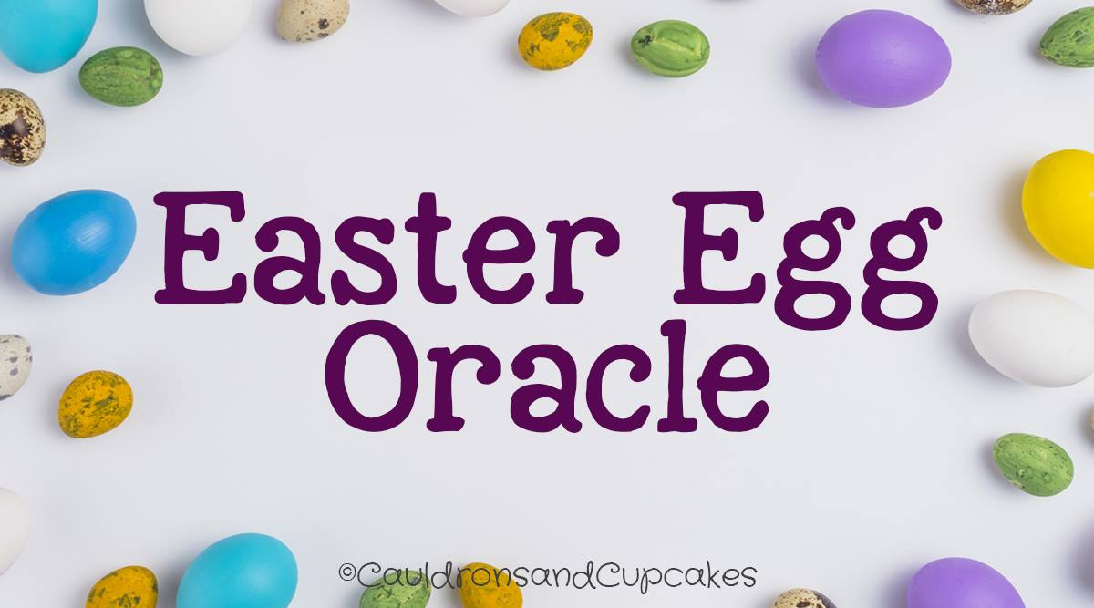 Easter Egg Oracle for 2019