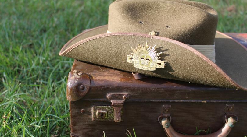 The ANZAC Spirit Lives On