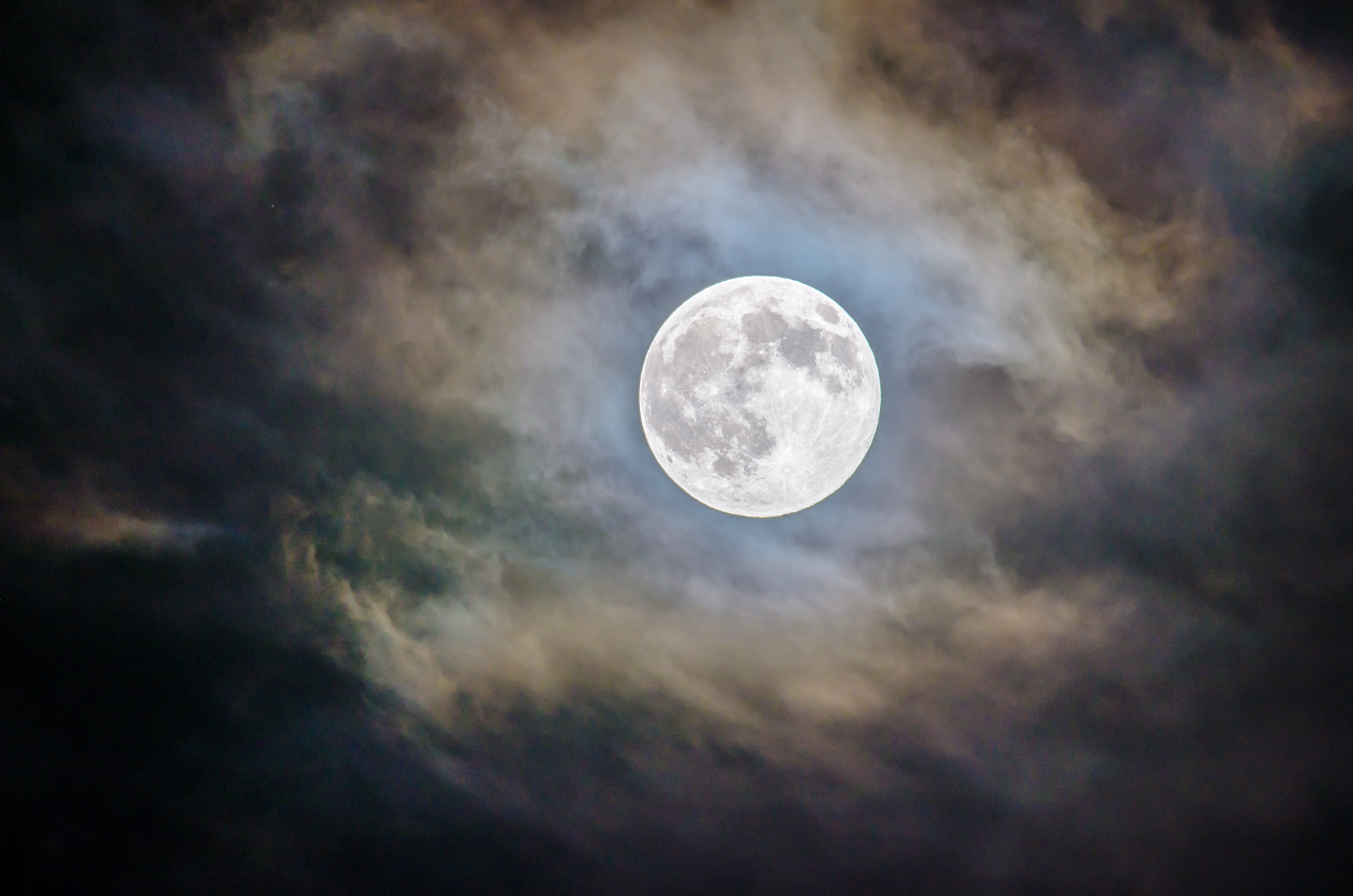 Can't sleep? Intuitive senses on overdrive? Blame it on the Moon!