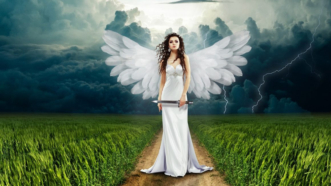 Working With The Unknown Angels