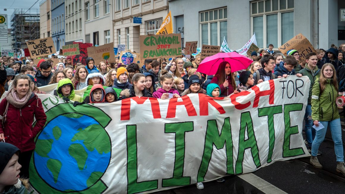 Will You Join Us on September 20 in the Global Strike For Climate Change?