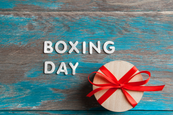 My Boxing Day Challenge For You!