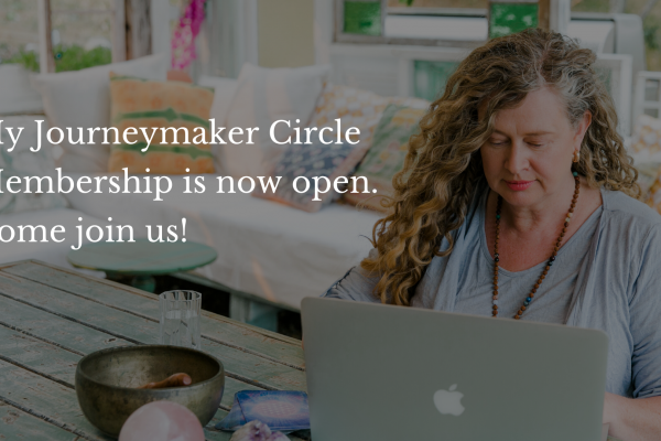 Our new Journeymaker Circle Membership has launched! JOIN NOW!