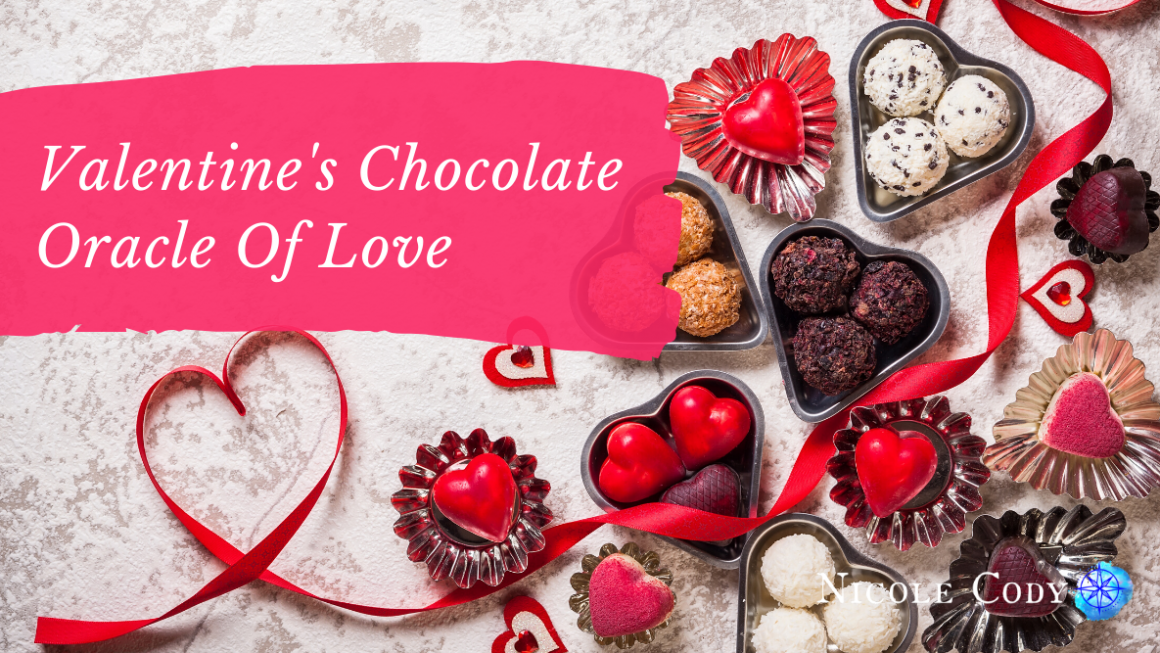 Valentine's Chocolate Oracle Of Love
