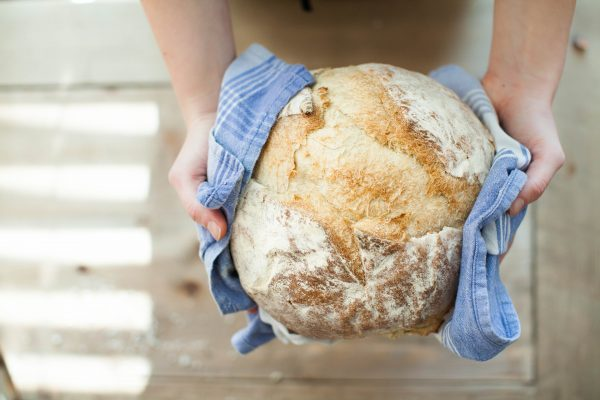 Gluten-Free Sourdough from Scratch