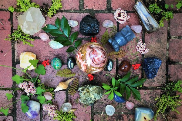 How To Build A Crystal Grid For The Lunar Eclipse