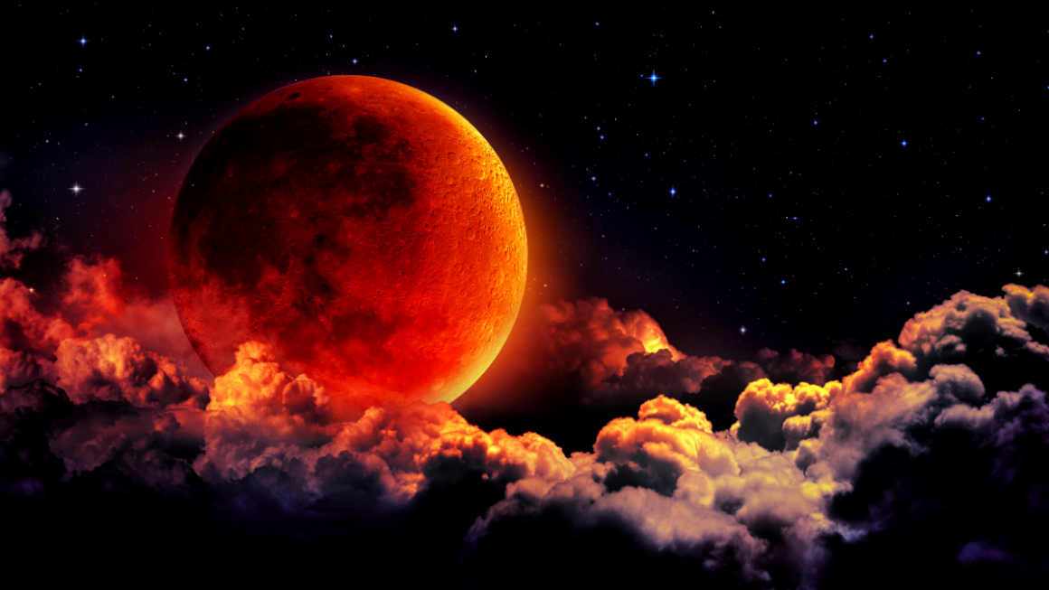 Healing Ritual For The July 5 Full Moon and Lunar Eclipse