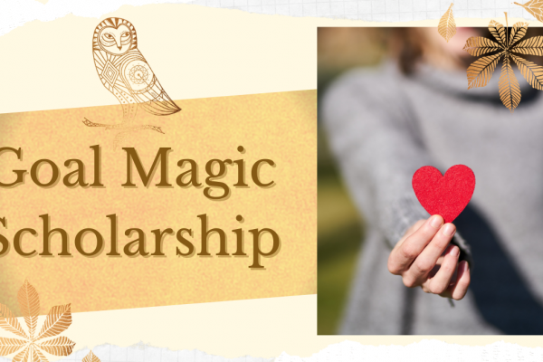 Goal Magic Hardship Scholarship Now Available