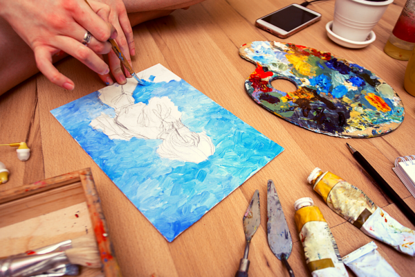 Are You Making Time For Fun And Creativity This Weekend?