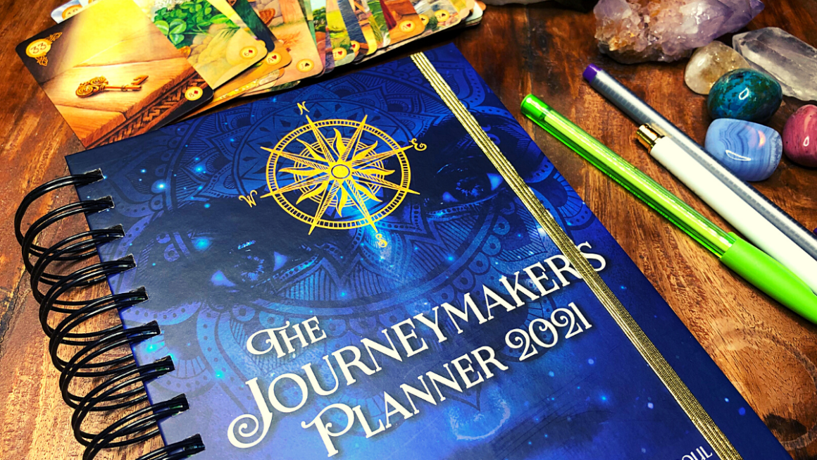 The Journeymaker's Planner 2021 Is Here!