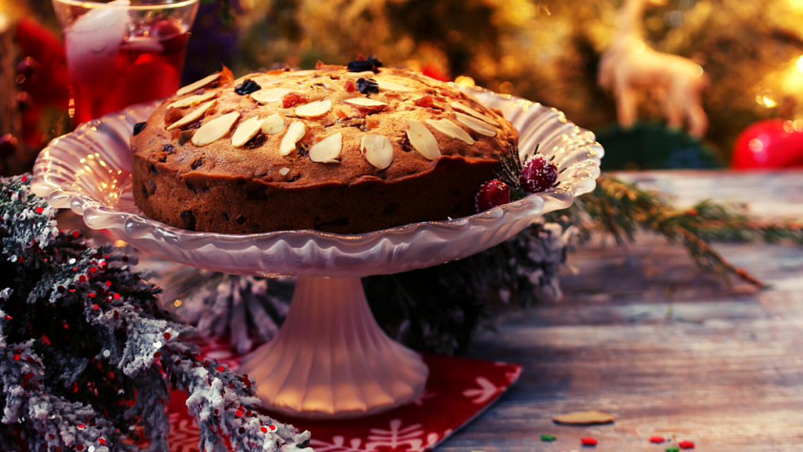 My Favourite Christmas Fruit Cake Recipes