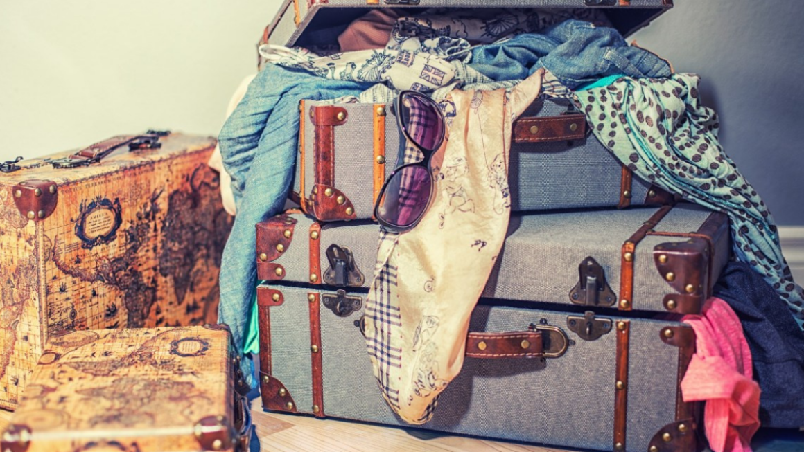 How To Clear The Energy of Secondhand Clothes