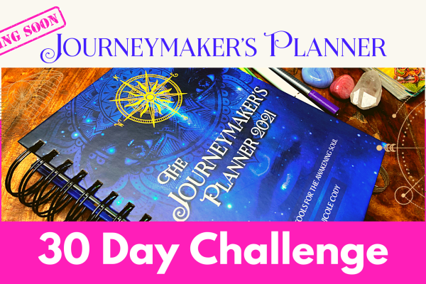 Free 30-Day Journeymaker Planner Challenge Coming Soon!