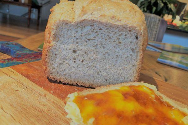 Essie's Easy Bread Recipe