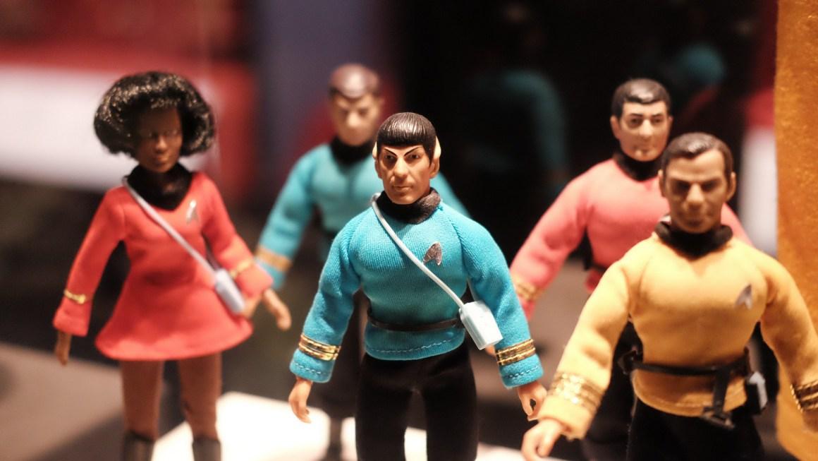 True Love In The Shape Of A Star Trek Toy