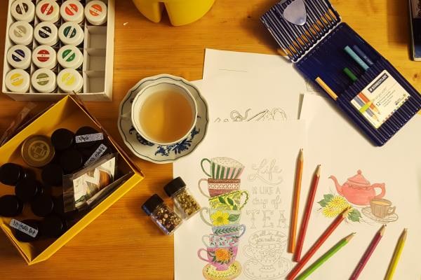 How to Nurture your Creativity during COVID