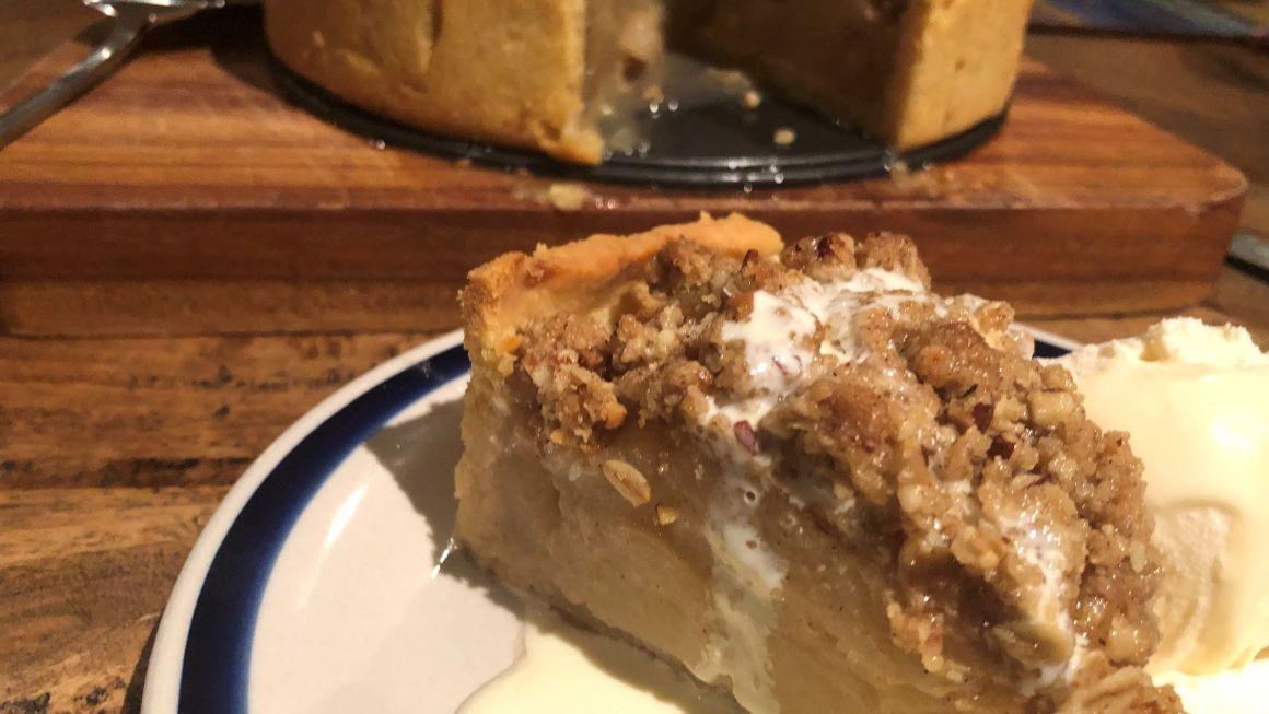 Apple Crumble Pie Recipe – Easy and Quick