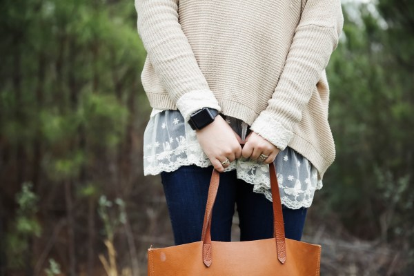 When My Husband Asked Me If I Really Needed To Bring My Handbag…